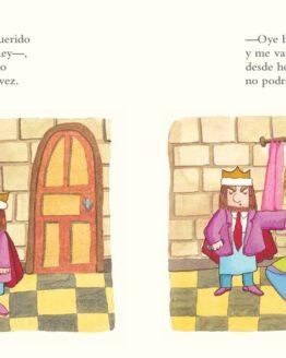 Pies para la princesa.