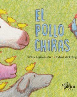 El Pollo Chiras - Grillito lector