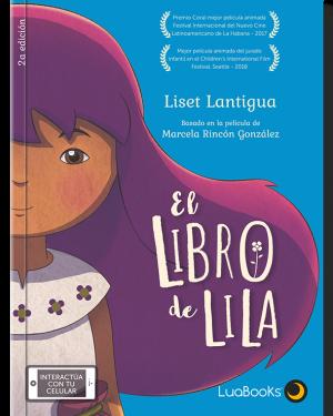 El libro de Lila - Grillito lector