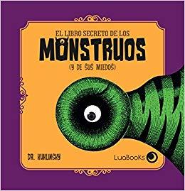 El libro secreto de los monstruos - Grillito lector