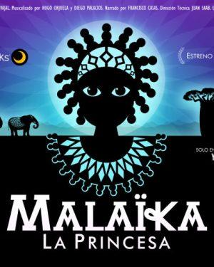 Malaika La Princesa - Grillito lector
