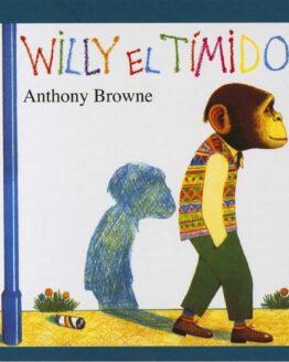 Willy el tímido. Anthony Browne - Grillito lector