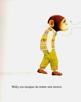 Willy el tímido. Anthony Browne