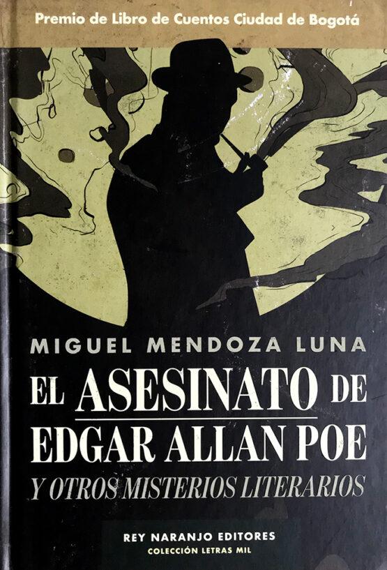 El asesinato de Edgar Allan Poe - Grillito lector