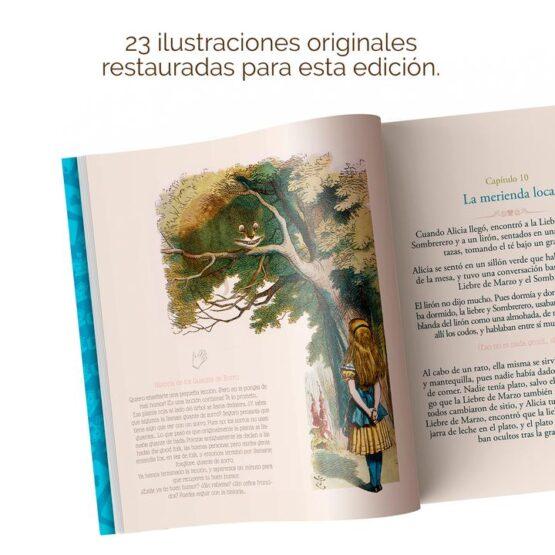Alicia para primeros lectores - LuaBooks