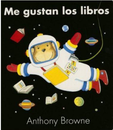 Me gustan los libros - Anthony Browne