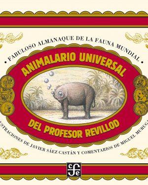 Animalario Universal del Profesor Revillod - Grillito lector