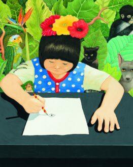 La pequeña Frida - Anthony Browne - Grillito lector